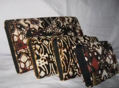 Wallet Fan Batik