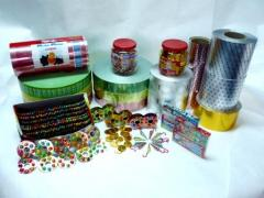 Confectionery & Foods Packaging