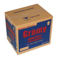 Cardboard box print