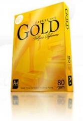 Paperline Gold