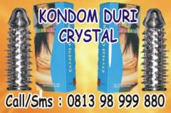 The crystal condoms