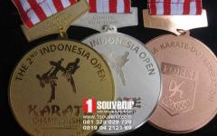 Medals by round form