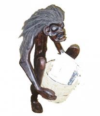 Basket Primitife