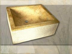 Sink box yellow