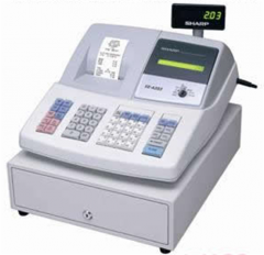 Teller Machine Sharp XE-A203