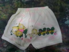 Baby Pants Short