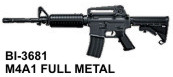 Rifle M4A1 Full Metal Not-Real
