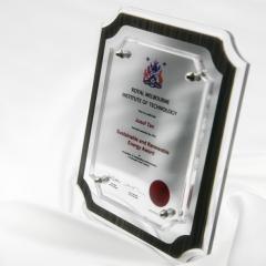 Placate Acrylic BAF