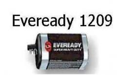 Eveready - 6V - lantern battery