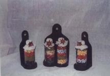 Wall Decoration-Bottles