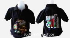 Polo shirt black