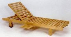 Teak Deckchairs