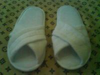 Slippers Towels Cross