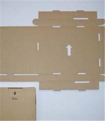 Die-cut boxes