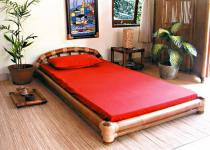 Furniture Bambu Matahari Bed Set