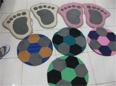 Assorted mats
