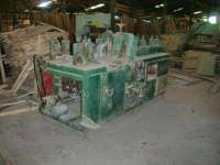 Profile sander 6 heads, grinding machines