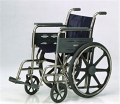 Wheelchair stainless