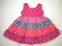 Dress Baby Tiered