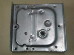 Locking Cam Lock Metal
