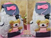 Fashion Import Bag with bear