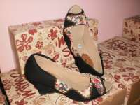 Flowerspill shoes