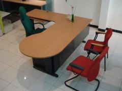 Table desking system