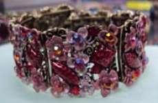 Flower bracelet 2 cm