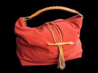 Indian lady big bag
