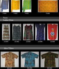 Batik For Garment