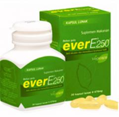 Vitamins Ever E250
