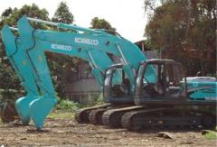 Excavator SK200