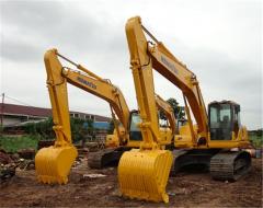 Excavator PC200-7