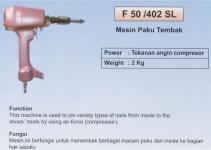 Mesin Paku Tembak Compressed air gun