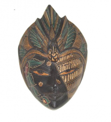 Mask Batik