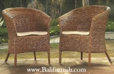 Rattan Chairs Furniture from Java Indonesia