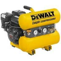 Heavy-Duty 4 HP 4 Gallon Gas Hand Carry Compressor