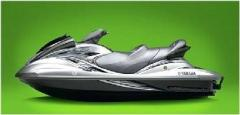 Yamaha FX Cruiser High Output Jetski