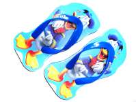 Funny slippers, character, animation