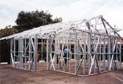 Steel Wall Frames