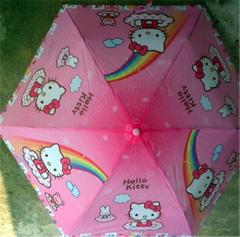 Folding Umbrella Kitty
