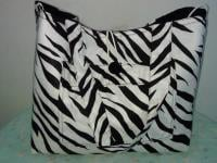 Cotton bag Zebra
