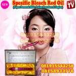 Specific Bleach Red Oil  creams