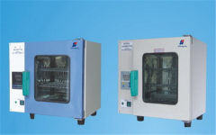 Automatic programmable drying oven
