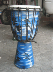 Djembe Drum Airbrush