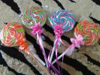 Lolli 50 gram candy rainbow