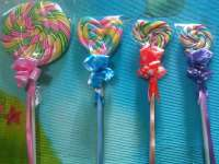 Rainbow candy Lolli