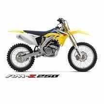 Rm-Z250 Bike 2009