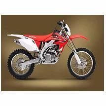 Honda CRF450X Bike 2009