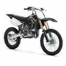Kawasaki KX100F Monster Energy Bike 2009